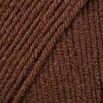 Пряжа Yarnart Super Merino 1182 ( Супер Мерино) коричневый