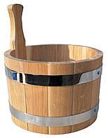 Ковш для бани 3 литра (ЭКОНОМ)