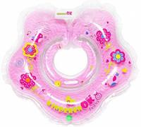 Круг для купания Киндеренок, розовый