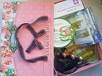 """Подарочный набор с мезороллером """"Омоложение"""",  8 предметов, Мезороллер + концентраты + маски"""