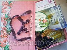 """Подарунковий набір з мезороллером """"Омолодження"""", 8 предметів, Мезороллер + концентрати + маски"""