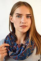 Женский красивый шарф-снуд