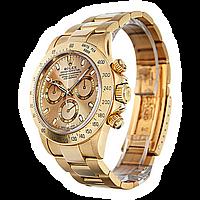 Наручные часы унисекс Rolex Daytona(золото-золото)