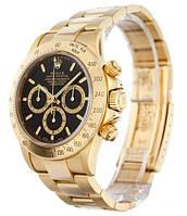 Наручные часы унисекс Rolex Daytona(золото-черный)