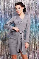 Платье Teresa PL-1573, (4 цв), платье теплое, повседневное платье