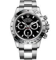 Наручные часы унисекс Rolex Daytona(серебро-черный)