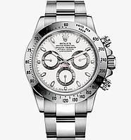 Наручные часы унисекс Rolex Daytona(серебро-белый)