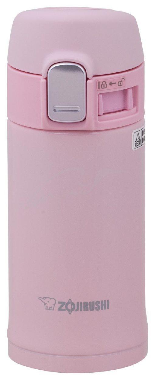 Термокружка ZOJIRUSHI SM-PB20РР 0.2 л ц:светло-розовый (SD-BB20BG)