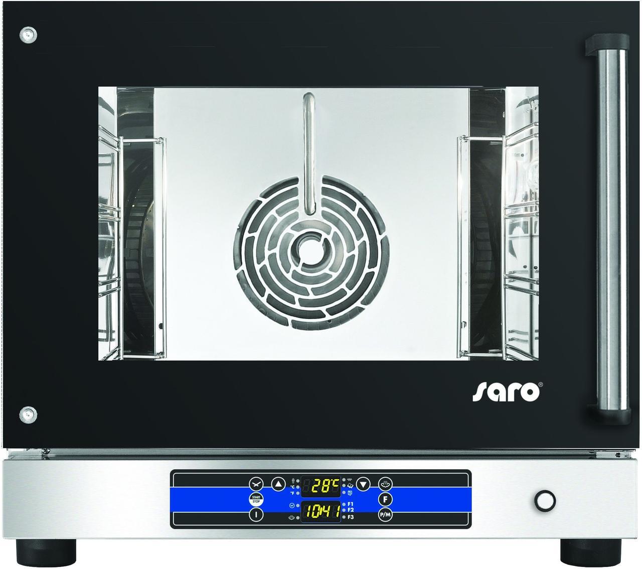 Конвекционная печь с увлажнителем  PF 6004 L Saro