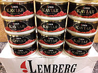 Икра красная Горбуша  Lemberg 250г «Золото Аляски» PREMIUM