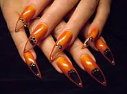 Методы наращивания ногтей.