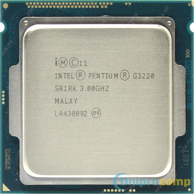 Intel Pentium G3220 3.0 GHz/3M (s1150)