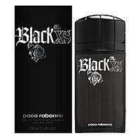 Paco Rabanne Black XS edt 100 ml. мужской оригинал