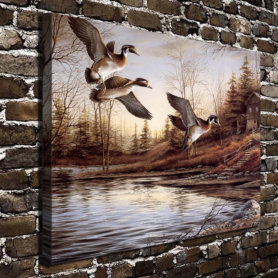 Изготовление картины 90х120 см