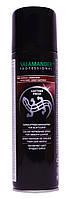 """Краска для гладкой кожи Salamander Professional """"Leather Fresh"""" 250 ml (цвет средне-коричневый 032)"""