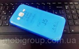 Силиконовый чехол 0,3 мм для Samsung J5