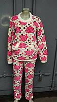 Пижамы, домашние костюмы махра, размеры S M L XL (до 48) размера, фото 1