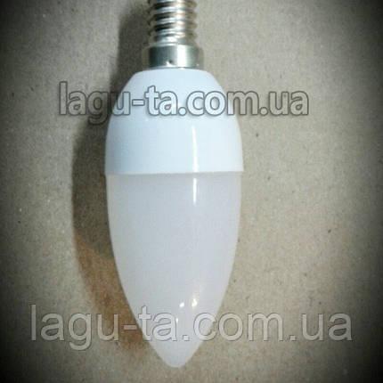 Светодиодная лампа Е14, фото 2