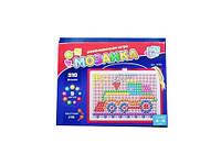 Детский игровой набор Мозаика 2705, на 310 фишек