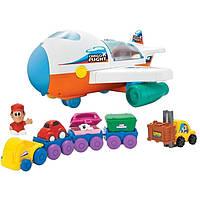 Детский игровой набор Самолет 12421 KEENWAY Терминал