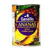 Консервированные ананасы Sanello, 565 г