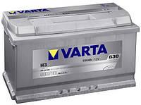 Аккумулятор автомобильный Varta SILVER dynamic 100/Ah