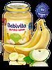 Фруктовое пюре Bebivita Яблоко и банан, 190 г