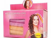 """Бигуди """" Magic Curirollers """" для длинных волос."""