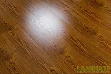 """Ламинат Spring Floor 32 класс """"Орех Кросби"""" 8 мм толщина, пачка - 2,4 м.кв, фото 3"""
