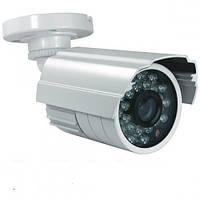 Наружная всепогодная видеокамера LUX 24 SFP