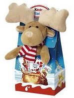Kinder Maxi Mix с мягкой игрушкой Олень