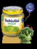 Овочеве пюре Bebivita Брокколі, 125 г