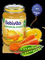 Пюре Bebivita Овочеве асорті, 190 г