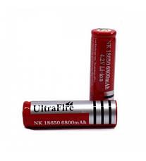 Акумулаторна Li-Ion Батерия NK18650 4.2V 6800mAh, фото 3