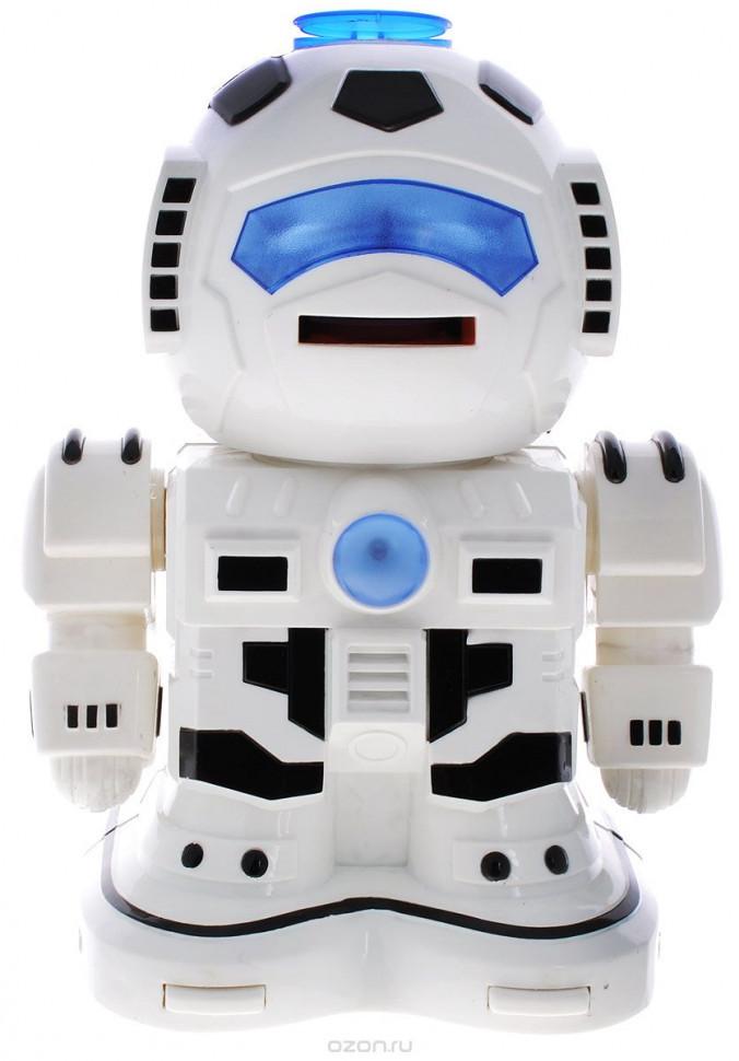 Робот TT333 на р.у.стреляет дисками кор.18*24 ш.к