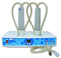 Аппарат МИТ-С для приготовления кислородной пенки и ингаляций двухканальный Мединтех