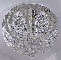 Люстра потолочная с цветной LED подсветкой и автоматическим отключением YR-5351/350