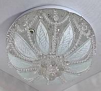 Люстра потолочная с цветной LED подсветкой YR-6115/450
