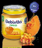 Овочеве пюре Bebivita Гарбуз, 125 г