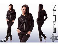 Женский спортивный  костюм  -  8082  р-р S   M   L женская одежда от производителя Украина