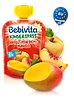 Фруктове пюре Bebivita Яблоко-персик-манго, 90 г