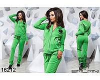 Женский спортивный костюм - 16212 р-р S   M   L женская одежда от производителя Украина