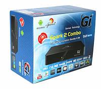 Спутниковый ресивер GI HD Spark 2 COMBO Акция