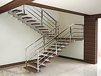Изготовление лестниц на заказ