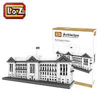 Конструктор LOZ 9374 Букингемский Дворец, в коробке
