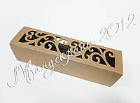 Коробка для макарун крафт
