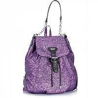 Женский рюкзак Dolly 369 с пестрым рисунком-принтом