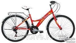 Велосипед KINETIC FANTASY красный