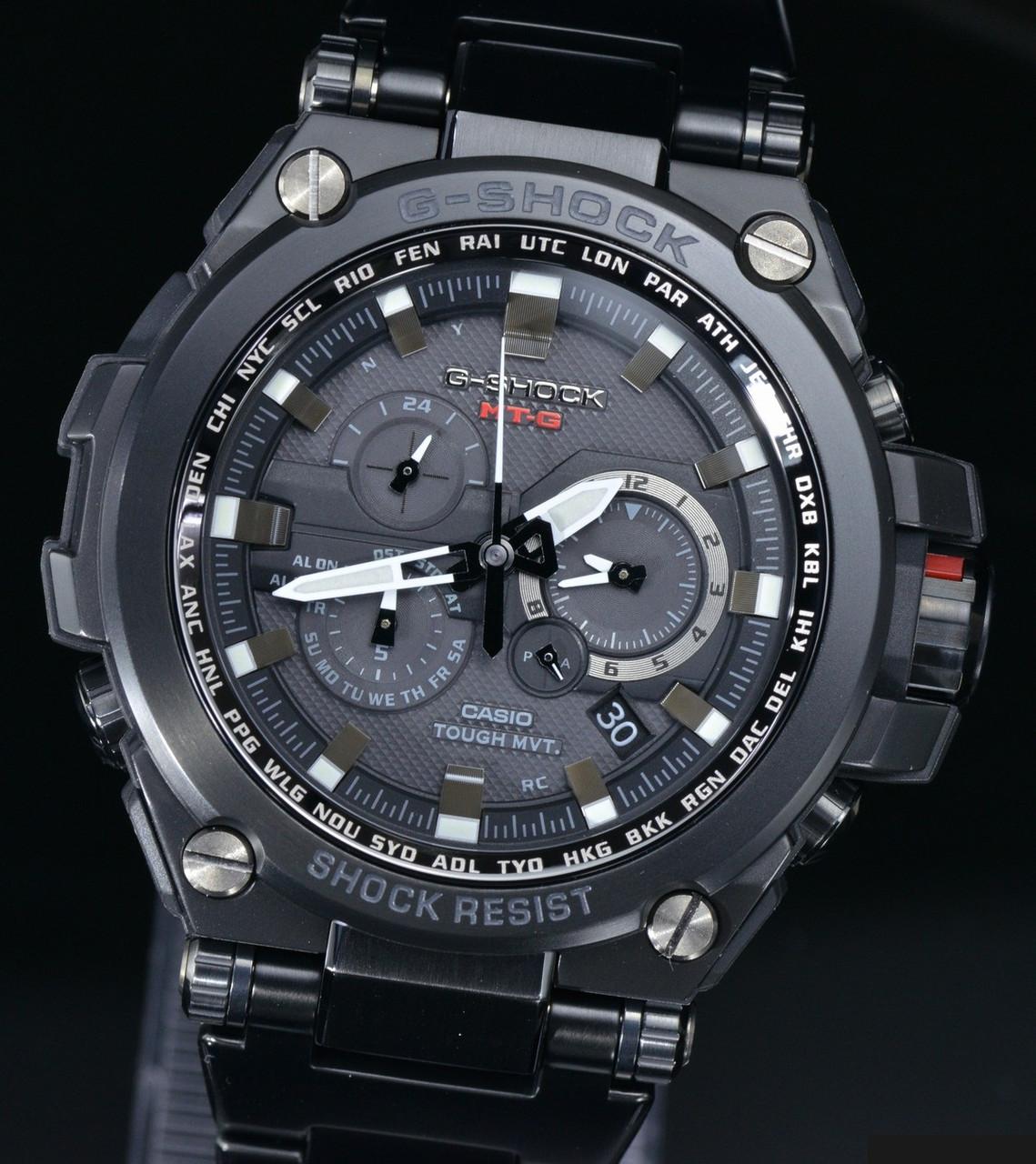 Часы Casio G-Shock MTG-S1000BD-1A MT-G Series В.