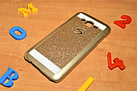 Пластиковый чехол для Samsung Galaxy J7 2016 J710H (Gold)